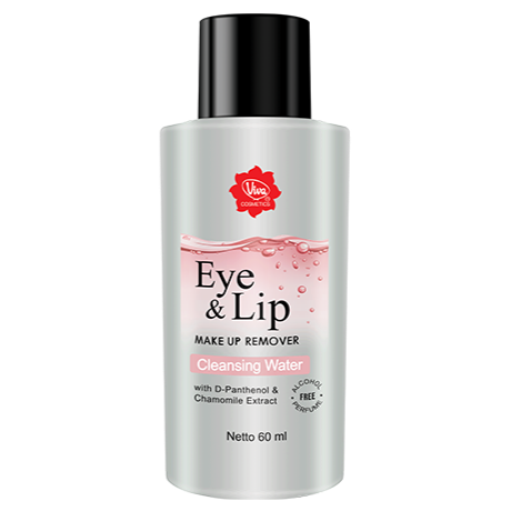 Viva Eye & Lip Make Up Remover (Cleansing Water) thumbnail