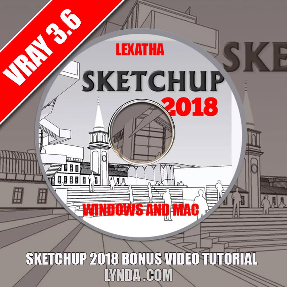 Sketchup stairs video
