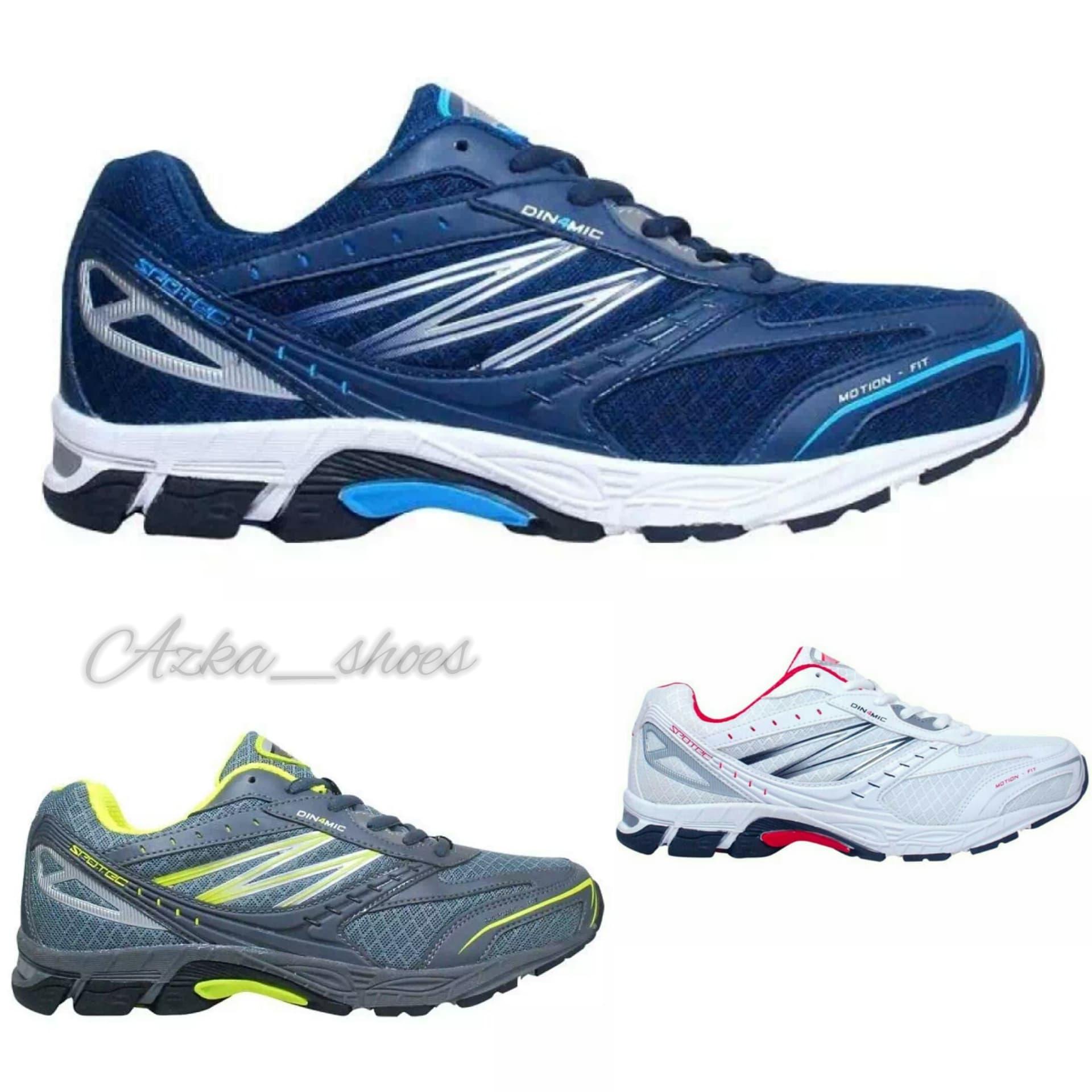Jual Sepatu Running Spotec Dynamic - Azka shoes SPOTEC  91c7e225b4