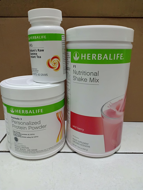 Jual Nutrisi#herbalife Paket 1 #herba^life#shake#ppp#NRG