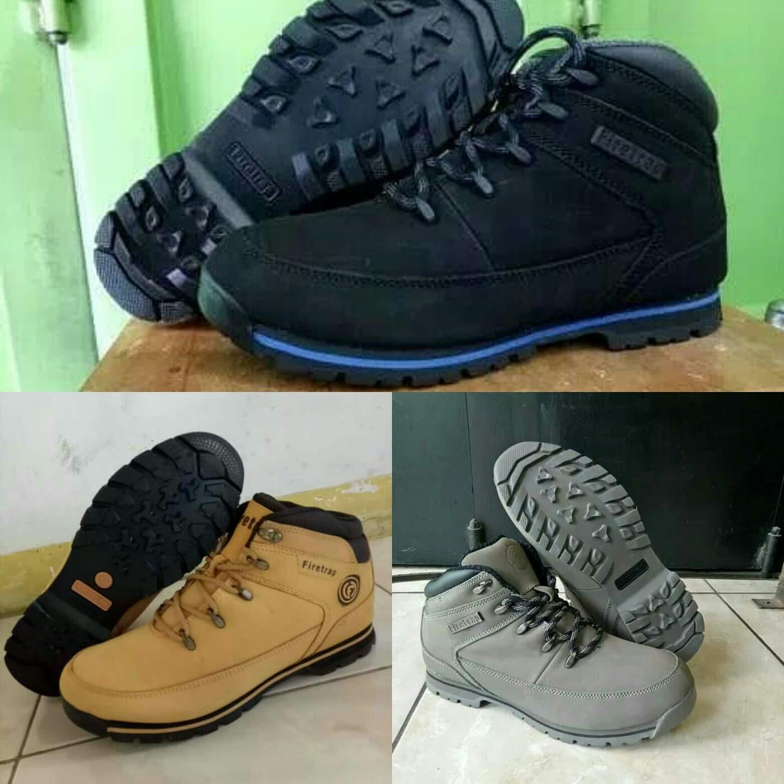 8e3ecff1330 Jual Sepatu boot firetrap rhino boot original - Kota Bandung - ELO ...