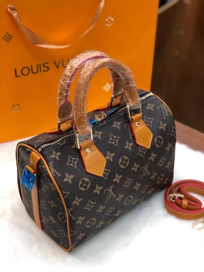 tas wanita louis vuitton lv speedy bandouliere handbag hand bag 25 ea12a0f4b9