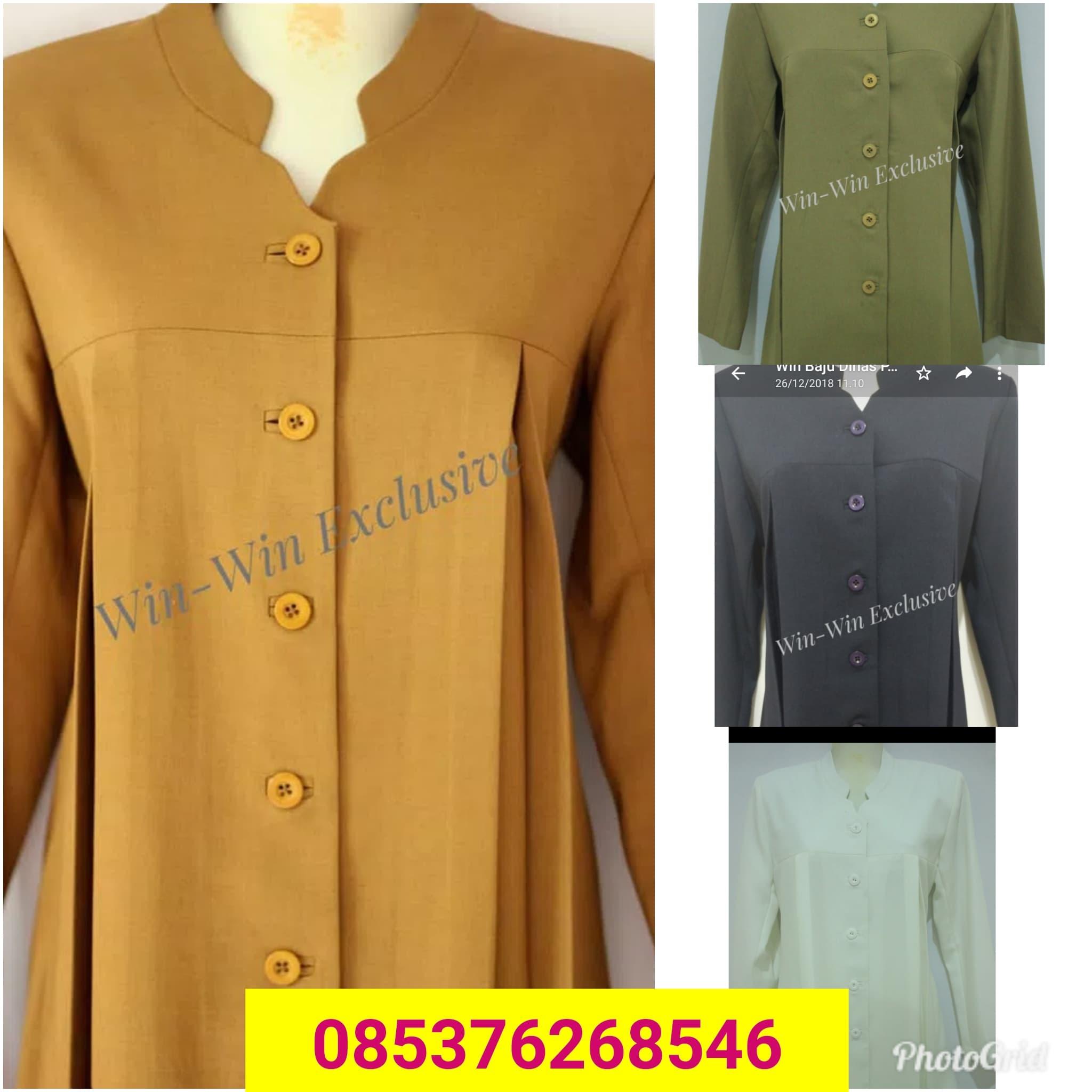 10 Model Baju Blazer Untuk Ibu Hamil Terbaik - modelbaju.id