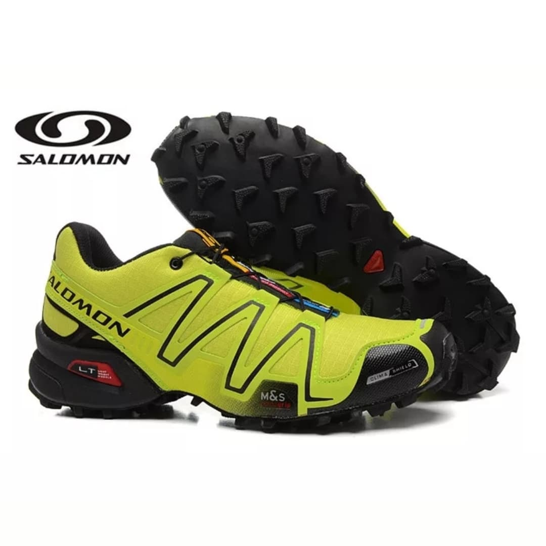 Jual Sepatu Salomon Speedcross 3 Mens Trail Running - Stabilo - no turning back | Tokopedia