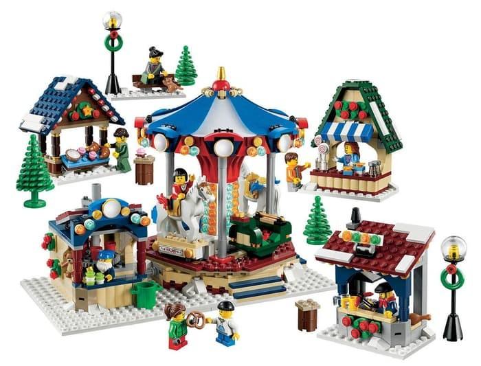Jual LEGO Winter Village 10235 - Kota Malang - Cordon blue shopz   Tokopedia