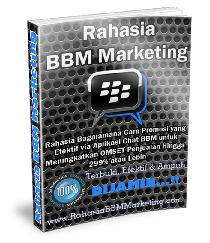 Ebook Rahasia Bbm Marketing Gratis