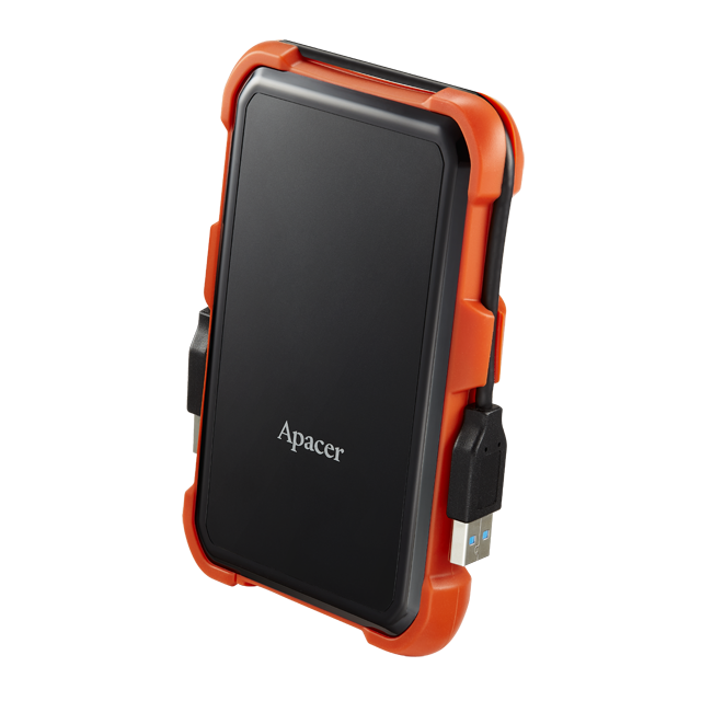 Apacer AC630 Portable 1TB Orange - USB 3.1