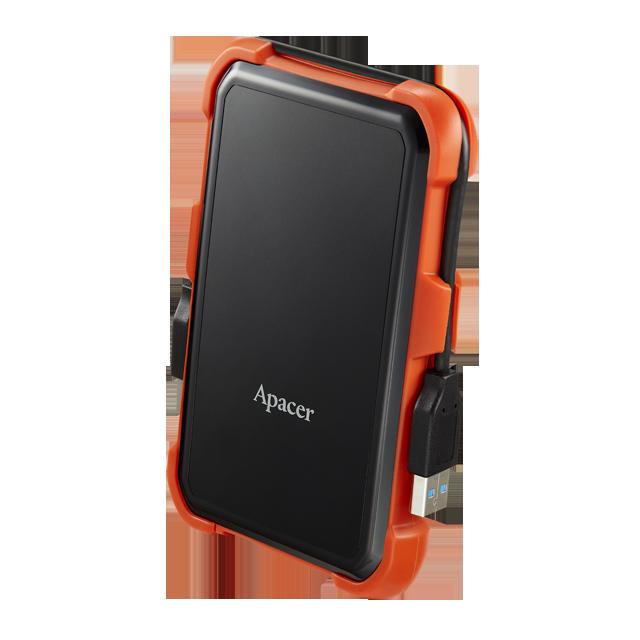 Apacer AC630 Portable 2TB Orange - USB 3.1