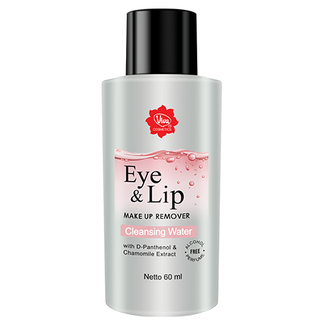 Eye & Lip Make Up Remover 60 ml Viva thumbnail