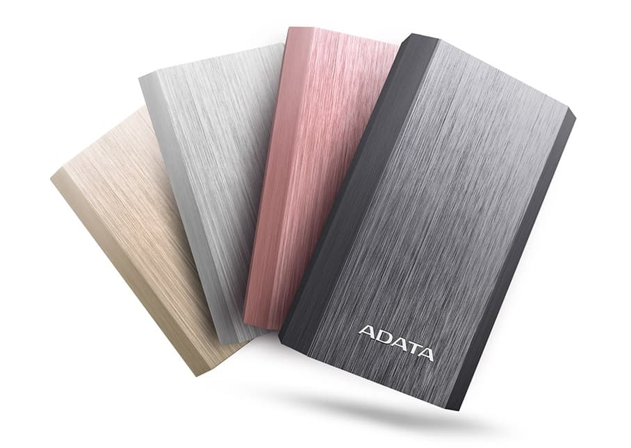 Powerbank Adata A10050 10050Mh Dual Output Small Size