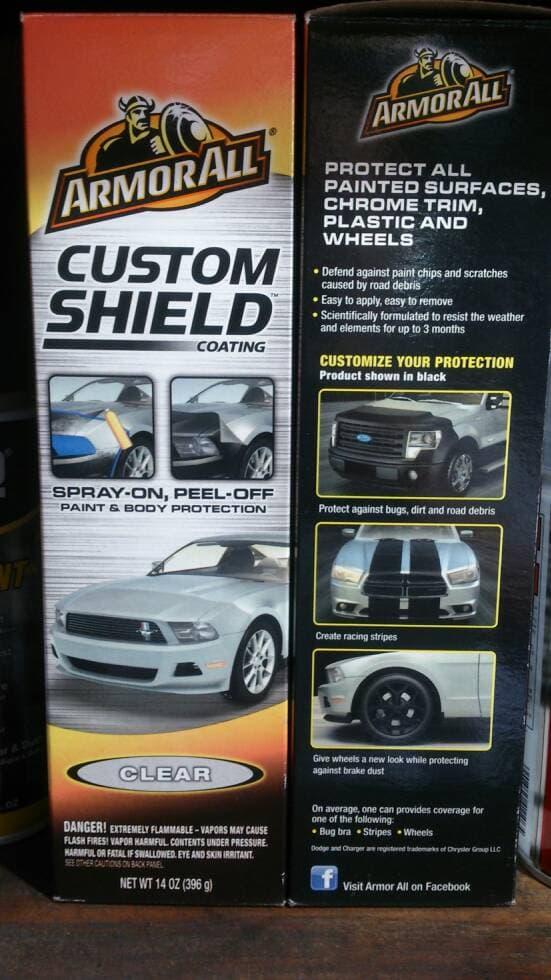 Jual Armor All Custom Shield - Kota Malang - MakmurJayaSlalu