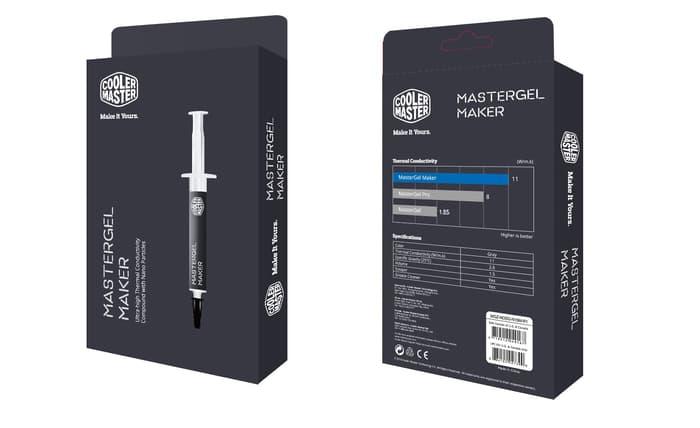 Cooler Master MasterGel Maker Nano