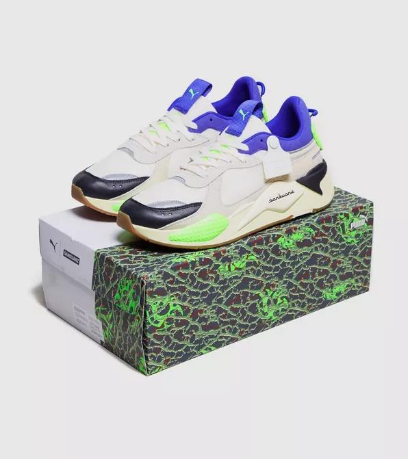 d8e4e9001a8 Jual Sepatu sneakers PUMA original x Sankuanz RS-X white 36961001 - Kab.  Banyumas - sepatuoriginale   Tokopedia