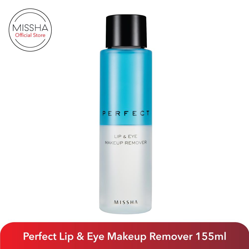 MISSHA Perfect Lip & Eye Make-Up Remover thumbnail
