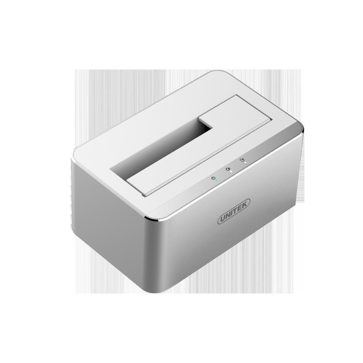 Unitek USB 3.0 SATA3 DOCKING STATION Alumunium - Y1091