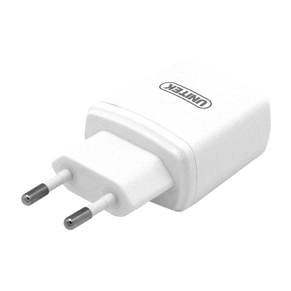 Unitek SMART WALL CHARGER USB 2-PORT 17W - YP547A