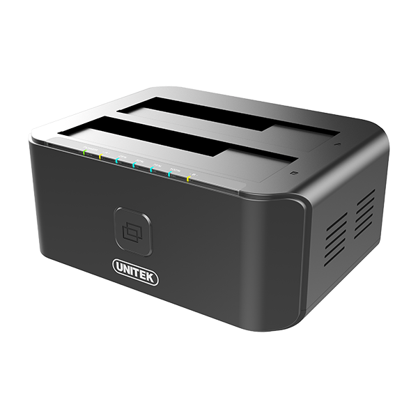 Unitek USB 3.0 DUAL SATA3 DOCKING STATION - Y3032