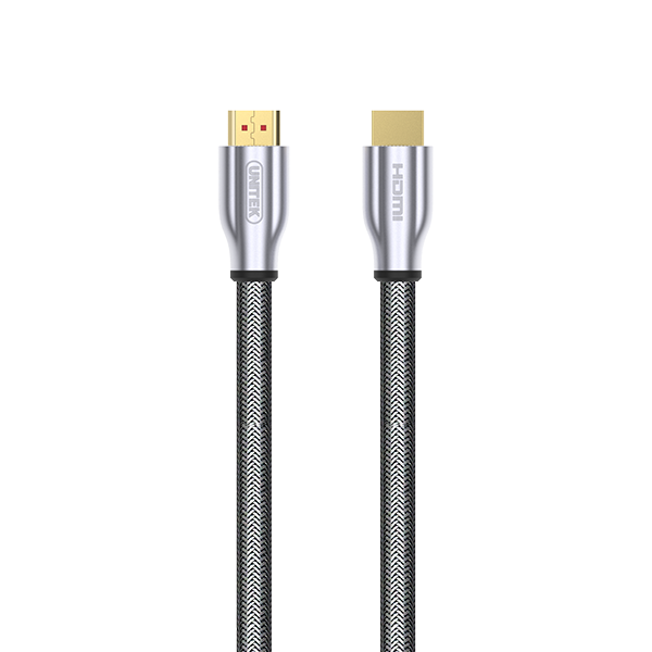 Kabel HDMI To HDMI V2.0 Ultra HD 4K 2 Meter Unitek (YC138RGY)
