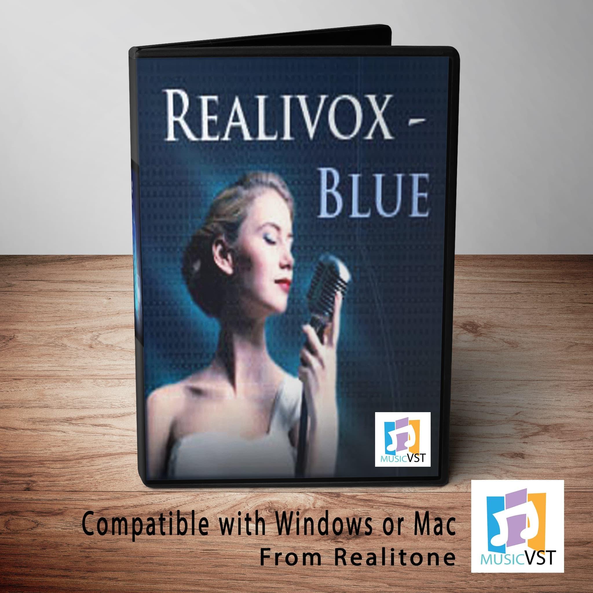 Jual VST Realivox Blue - MUSIC VST | Tokopedia