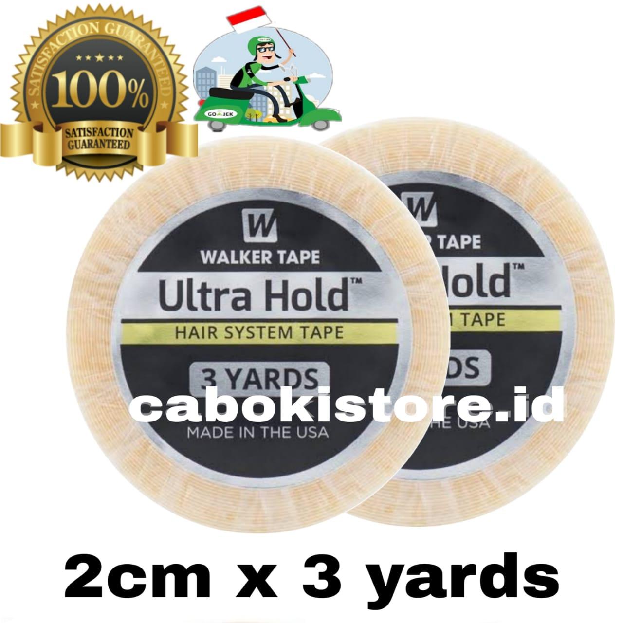 Toupee Tape Walker Tape Ultra Hold (2cm x 3 Yards) thumbnail