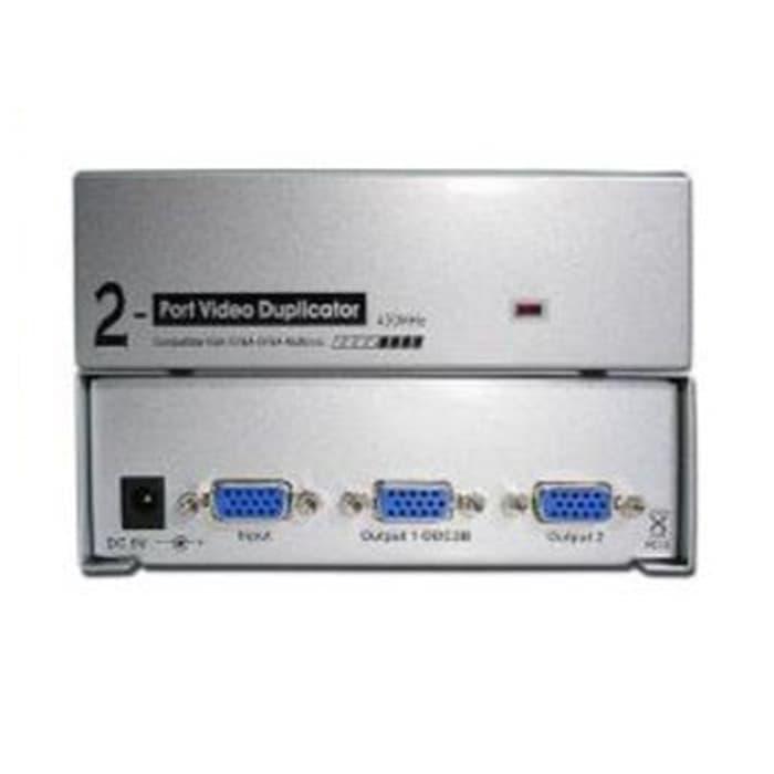 VGA Splitter 1-2 (450 Mhz) - Chronos