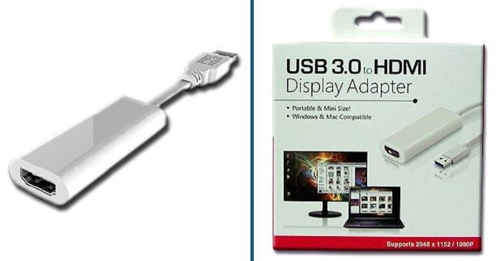 USB 3.0 To HDMI Adapter - Chronos