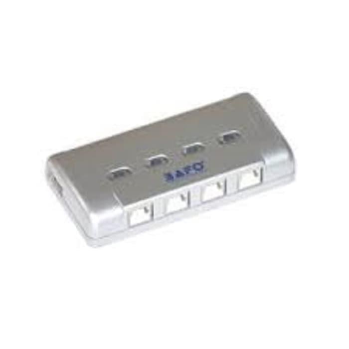 Bafo Auto SW USB 1-4 - BF-2204