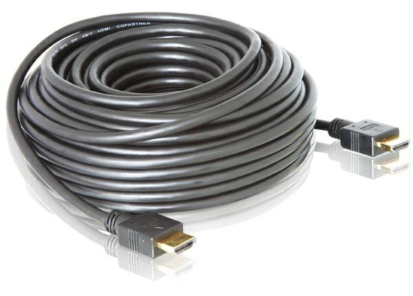 Kabel HDMI 40 Meter V1.4 Merk Bafo