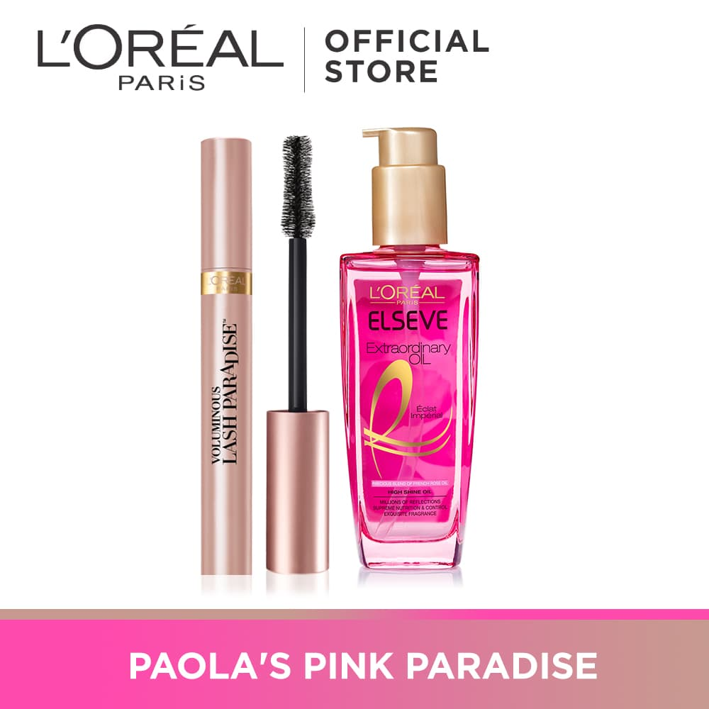 L Oreal Paola s Pink Paradise thumbnail