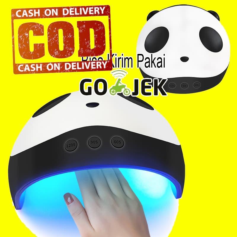 Pengering Kutek Kuku UV LED Nail Dryer Panda Design thumbnail