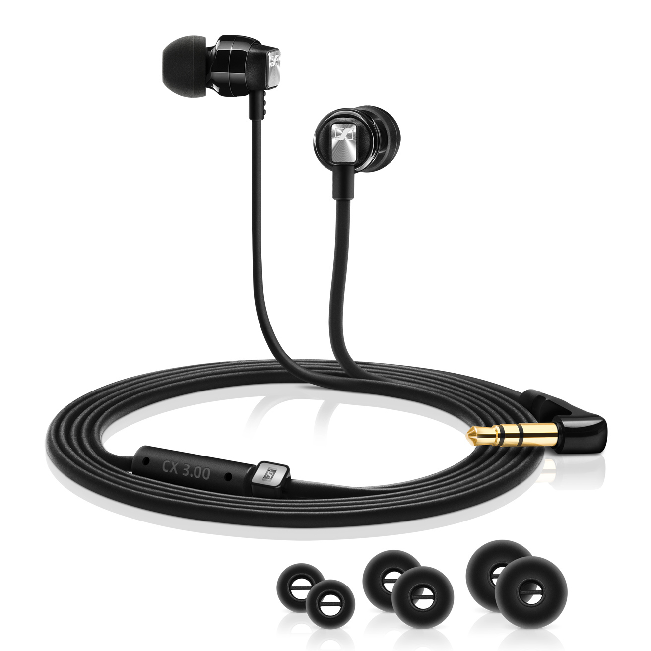 Sennheiser CX 3.00 Black / White