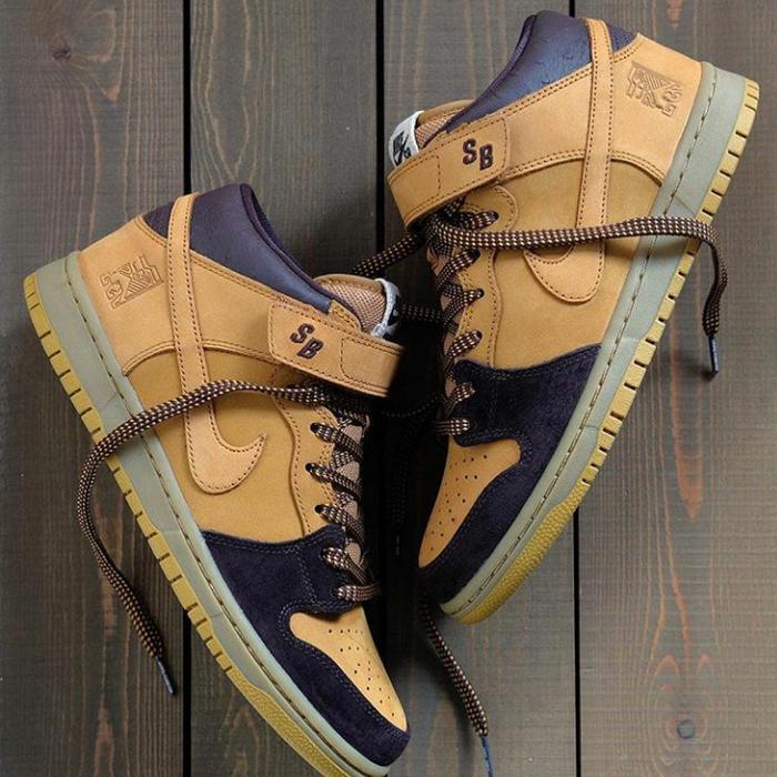 size 40 38909 0f9b6 Jual Sepatu Nike SB Dunk Mid Pro Lewis Marnell