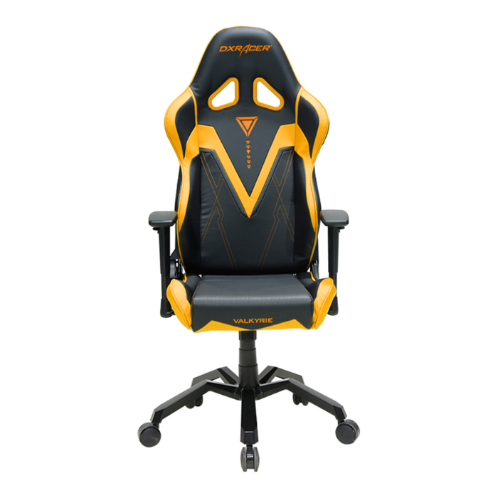 DX Racer Valkyrie Series GC-V03-NA-B2-49 - Black, Yellow