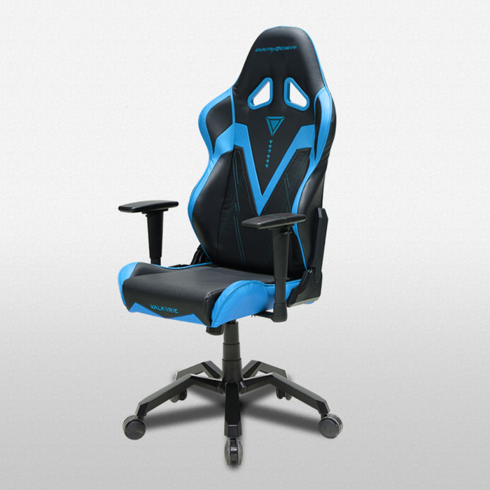 DX Racer Valkyrie Series GC-V03-NB-B2-49 - Black, Blue