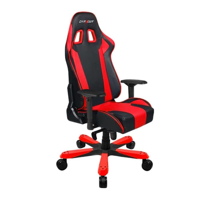 DX Racer King Series GC-K06-NR-S1 - Black, Red