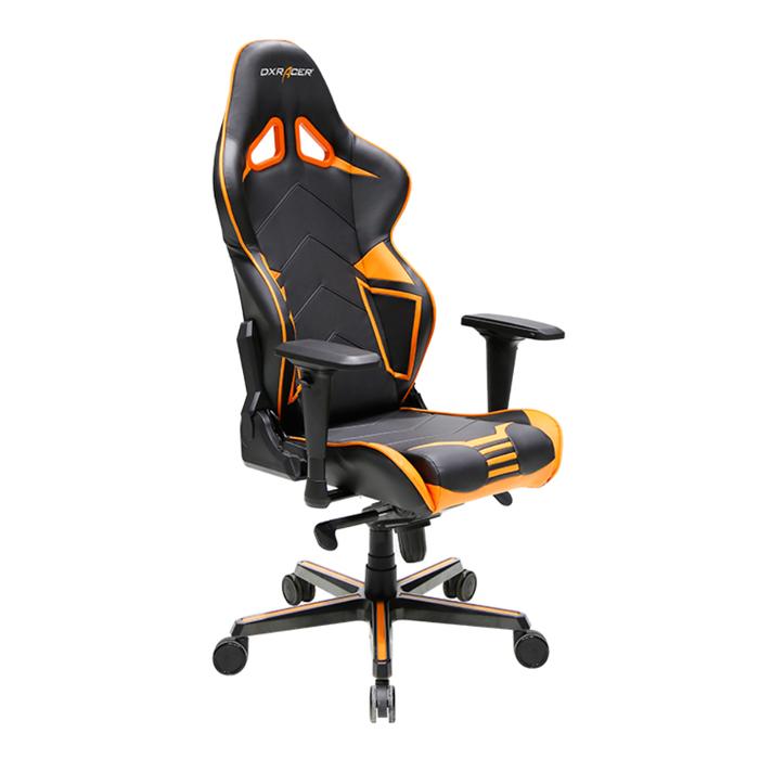 DX Racer Racing Series GC-R131-NO-V2 - Black, Orange