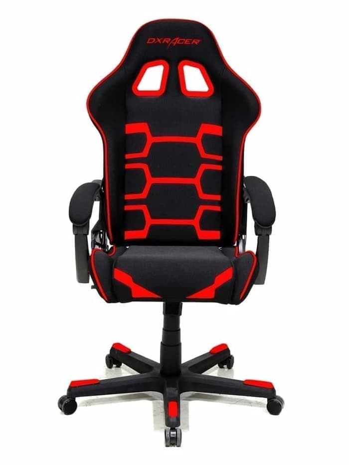 DX Racer Formula Series GC-0168-NR_A3 - Black, Red