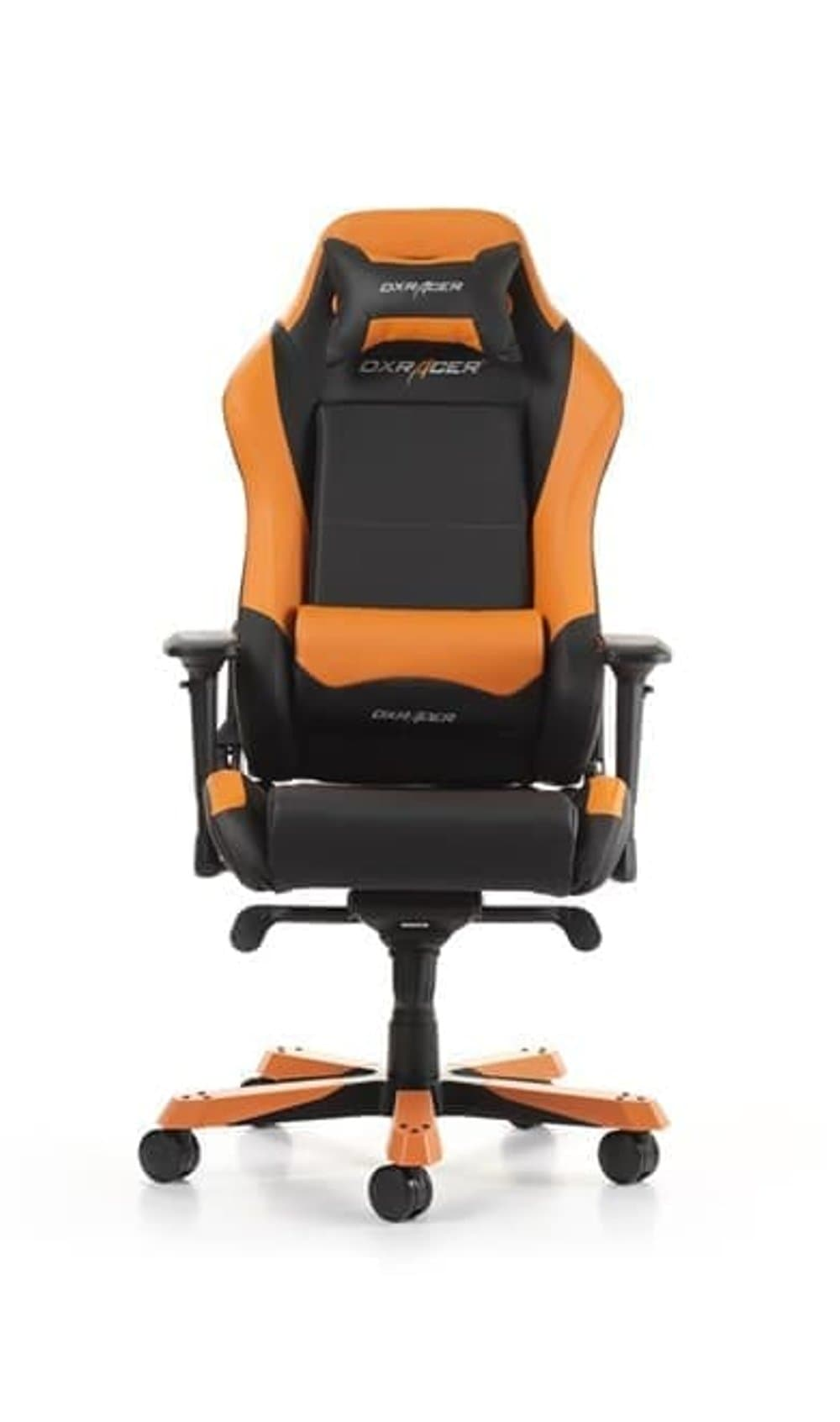 DX Racer Iron Series GC-I11-NO-S4 - Black, Orange