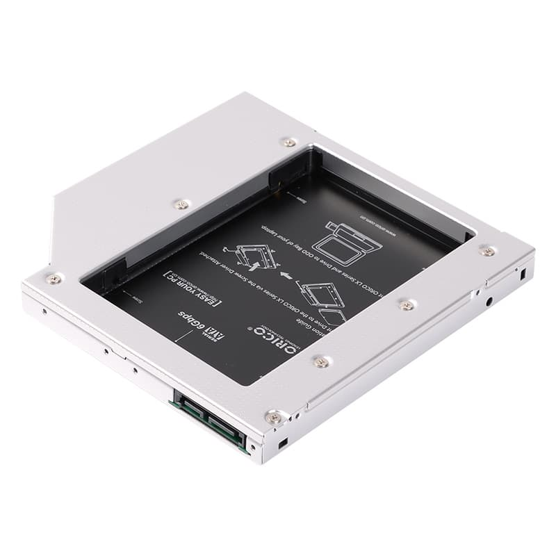 Orico L127SS 2.5 To 3.5 inch Hard Drive Caddy