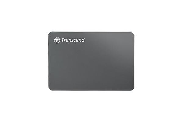 Transcend Storejet 25 C3S 2TB - Ultra Slim - USB Type-C