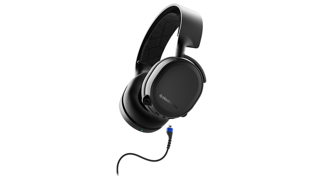 Steelseries Arctis 3 Bluetooth With 7.1 DTS Headphone:X