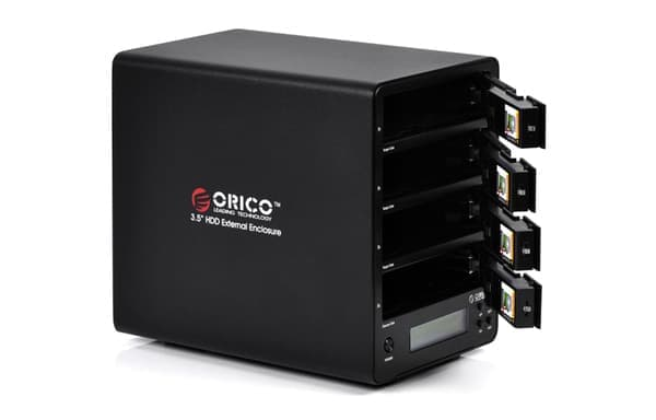 Orico 9548RUS3-C Tool Free 4 Bay 3.5