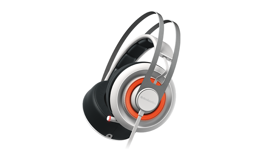 SteelSeries Siberia 650 (White/Black)