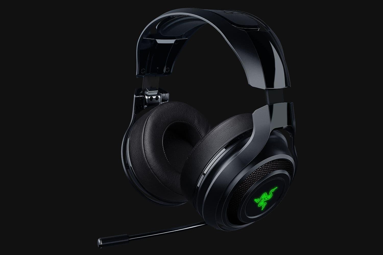 Razer Man O Warr - 7.1 Analog / Digital Green Edition
