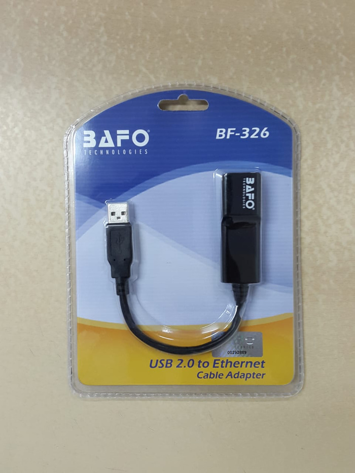 Bafo USB To LAN 10/100 - BF-326