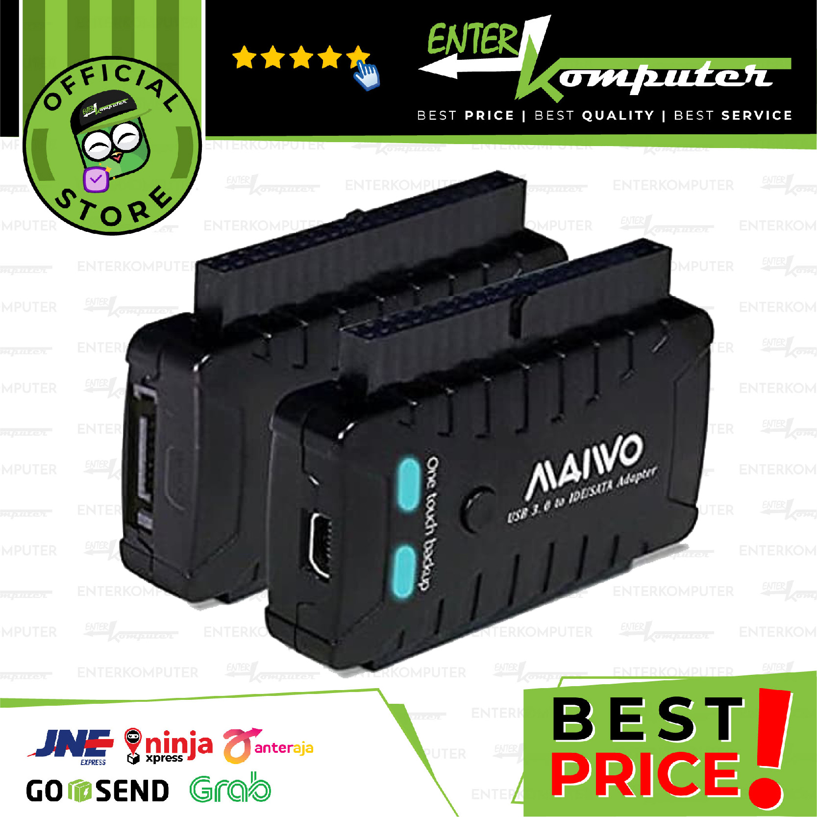 MAIWO USB 3.0 to SATA Hard Disk Adapter - K132U3IS