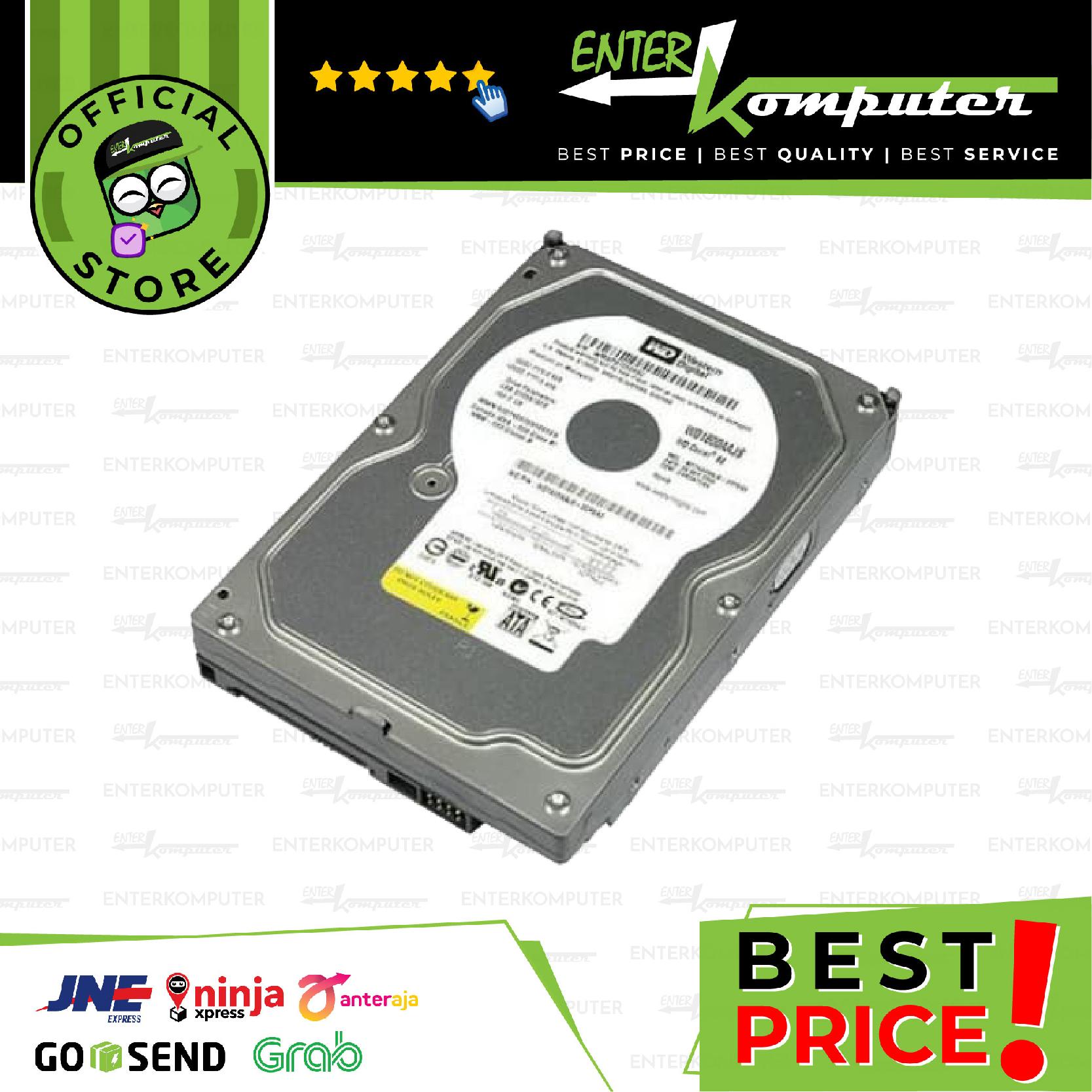 WDC 160GB SATA2 - Used & Garansi 1 Tahun