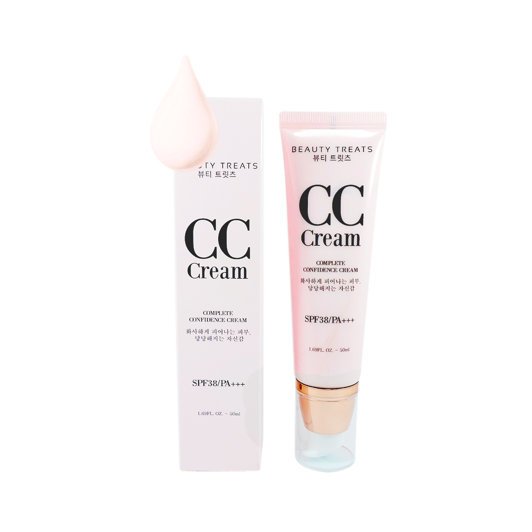 Beauty Treats CC Cream thumbnail