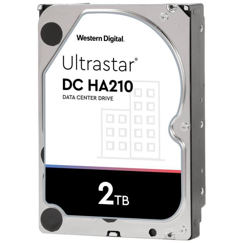 Hitachi Ultrastar Rainer 2TB 7200RPM 7K2 - Enterprise Series
