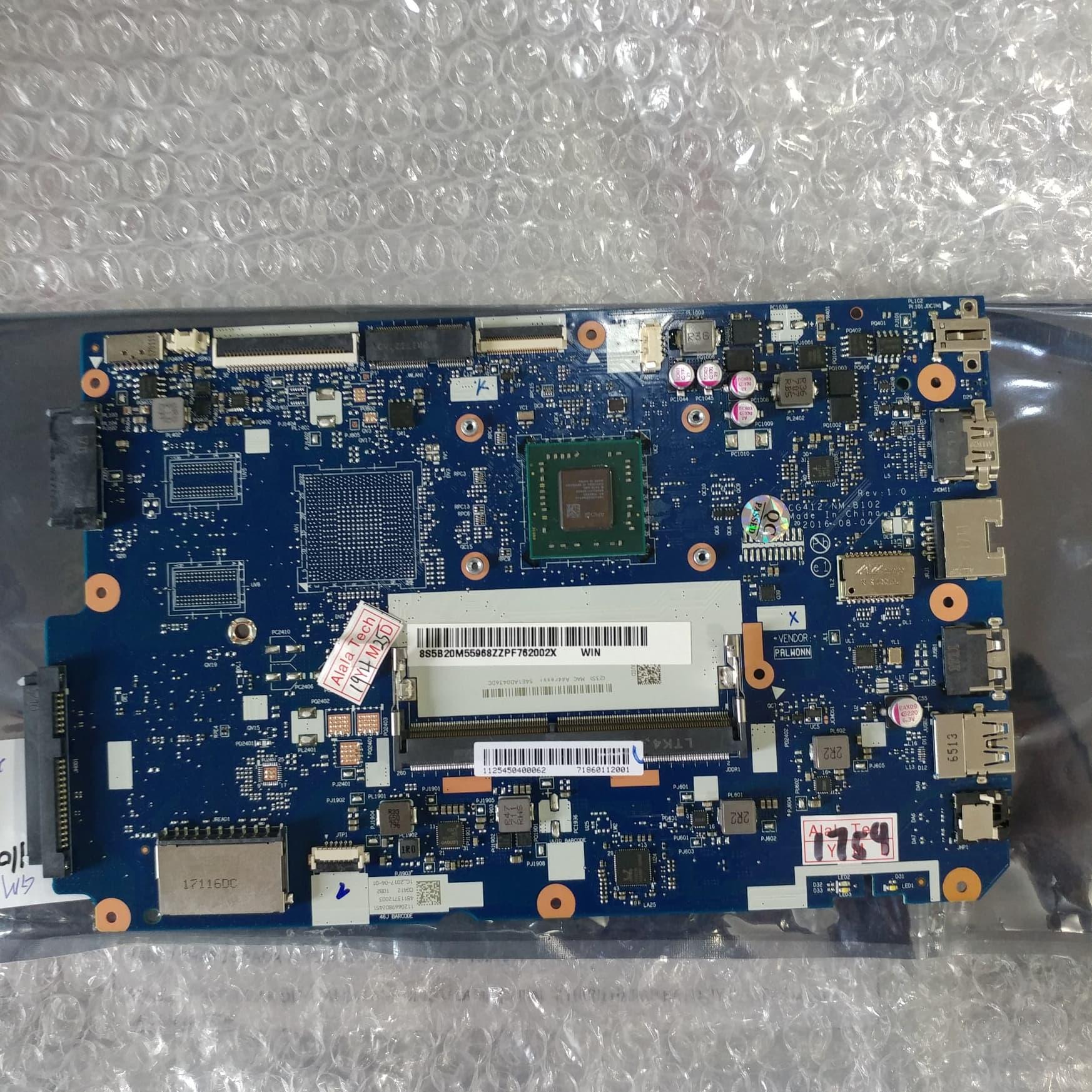 Jual Motherboard Lenovo 110-14AST AMD A9 - Kota Medan
